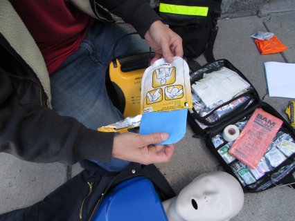CPR/AED, FIRST AID