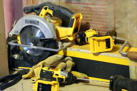 Hand and Power Tools - CAL/OSHA