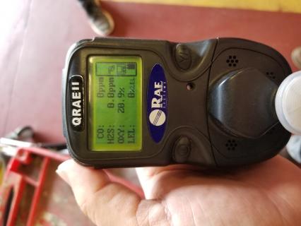 Carbon Monoxide - Spanish Monóxido de carbono - Certificación para el Entrenador