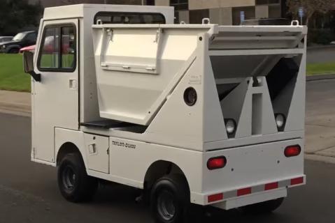 Utility Vehicle - CANADA