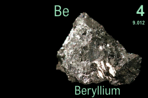 Beryllium - CANADA Trainer Certification