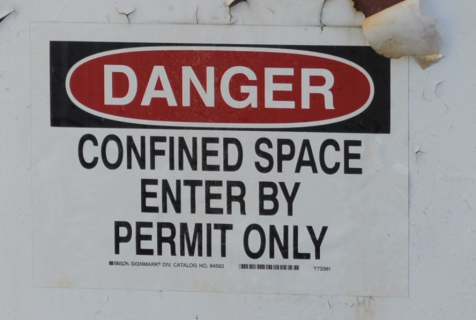 Confined Space 8 Hour Canada