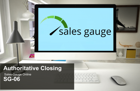 SG6-eLearning: Authoritative Closing (PSG6-SGAT)