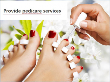 Pedicure Services (SPIPPS009)