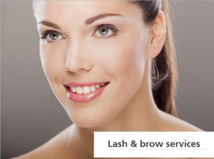 Lash & Brow Services (SPILBS006)
