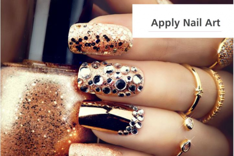 Apply Nail Art - Beginners Course (SPIANA005)