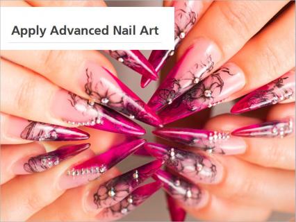 Nail Art Advanced Course (SPIANA016)