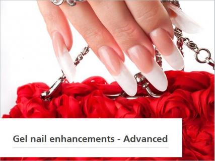 Gel Nail Enhancements - Advanced (SPIGNA020)