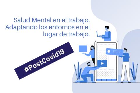 Salud Mental en el trabajo. Adaptando entornos del lugar de trabajo. (MH-1003)