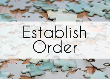 Establish Order (LS001E)