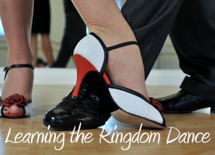 Learning the Kingdom Dance (DE005B)
