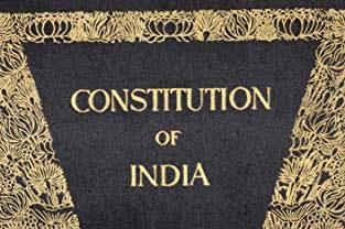 INDIAN CONSTITUTION (C-2) (POL C-113)
