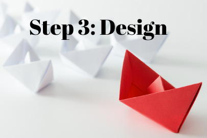 A Leader's Journey Decoded Step 3: Design