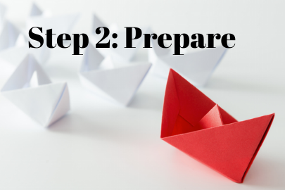 A Leader's Journey Decoded Step 2: Prepare