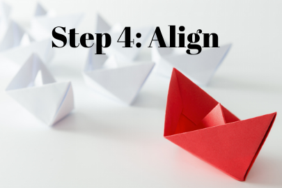 A Leader's Journey Decoded Step 4: Align
