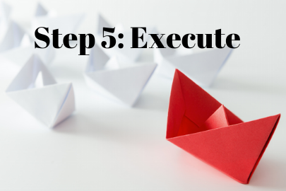 A Leader's Journey Decoded Step 5: Execute