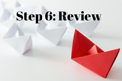 A Leader's Journey Decoded Step 6: Review