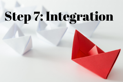A Leader's Journey Decoded Step 7: Integration