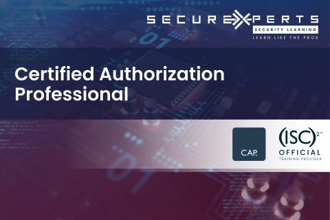 Certified Authorization Professional (CAP-201)