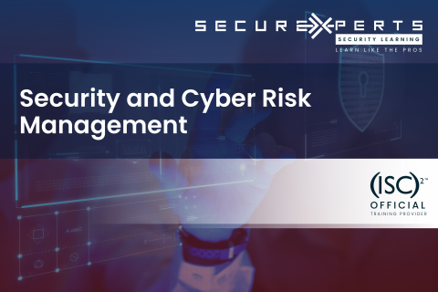 Security and Cyber Risk Management (RMF-201)