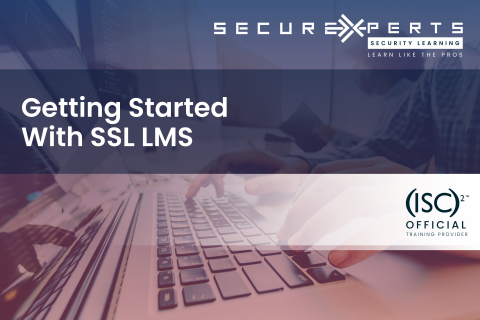 Getting Started With SSL LMS (SSL-101)