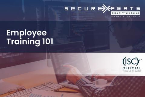 Employee Training 101 (ET-101)