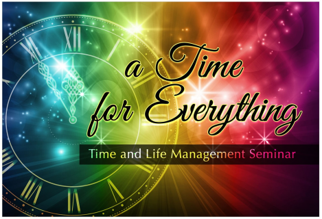 A Time for Everything (TLM01)