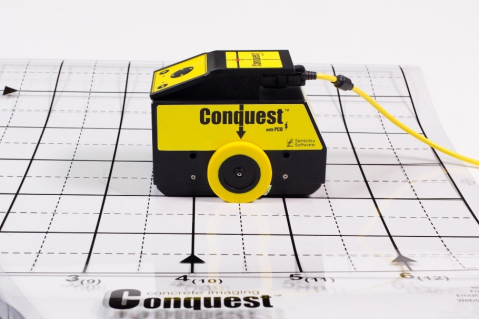 Concrete Scanning with GPR
