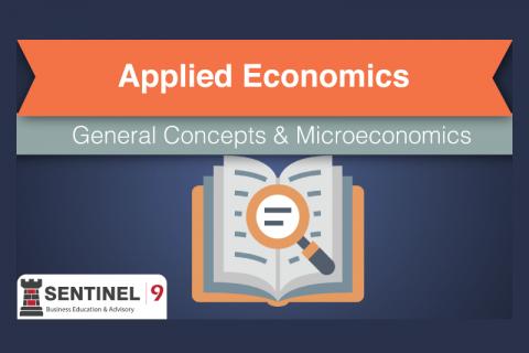 General Concepts & Microeconomics (B_S2M1)