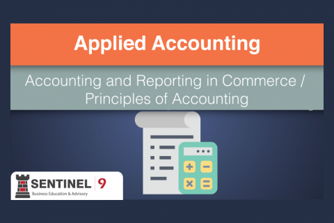 Accounting and Reporting in Commerce / Principles of Accounting (D_S6M1)