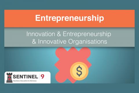 Innovation & Entrepreneurship & Innovative Organisations (J_S9M2)