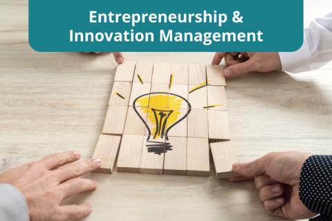 Course | Entrepreneurship & Innovation Management (J_S9)