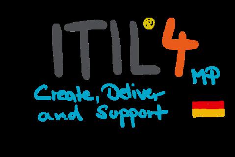 ITIL®4 Create, Deliver & Support (CDS) (ITIL4_CDS_DE_1.0)