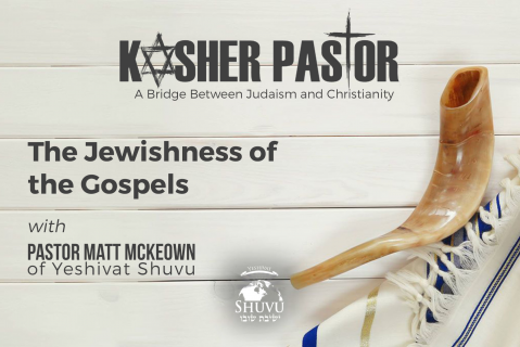 The Jewishness of the Gospels (kp-102)