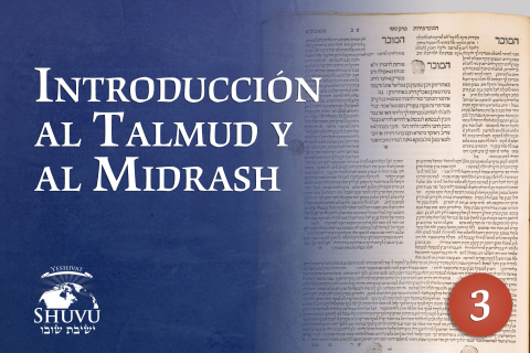 Introducción al Talmud y al Midrash (His-102-es)