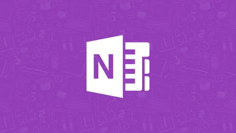 Office 365 - Onenote Class Notebook (ICT - Admin) (OF-EN-05)