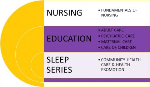 Nursing Education Sleep Series (NESS) - Full Course