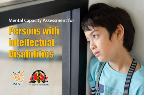 Mental Capacity Assessment for Persons with Intellectual Disabilities (PWIDs) Module (OPG03)
