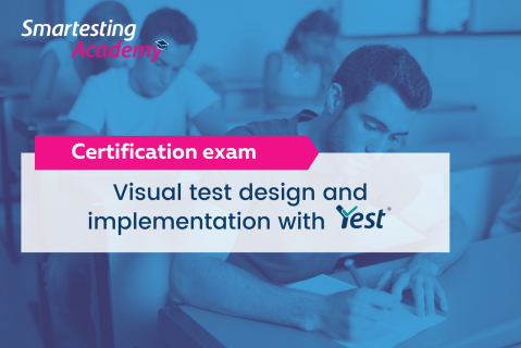 Certification Session - Visual Test Design and Implementation with Yest (A002-EN)