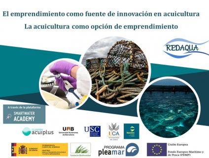 REDAQUA – Seminario I: Emprendimiento y Acuicultura