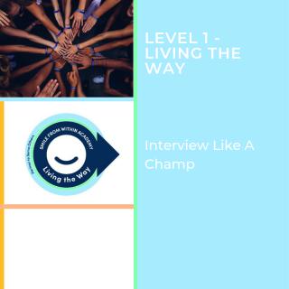 L1: Interview Like A Champ For that Dental Job. (L1-V2.L1)