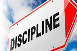 Disciplinary Program