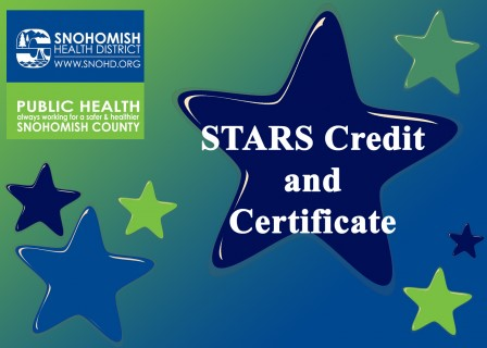 Cleaning and Sanitizing in Child Cares - STARS Credit/Certificate (EH01 - STARS)