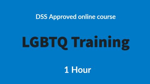 LGBTQ Training | 1 Hour