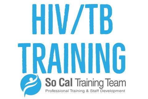 HIV/TB Training | 4 Hours