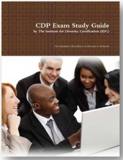 CDP Exam Study Guide (CDP103)