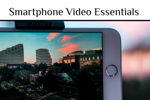 Smartphone Video Essentials (SPVB-1)