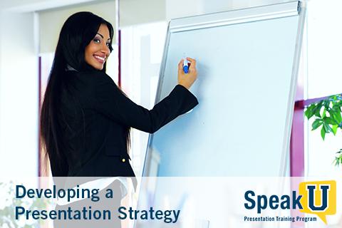 Developing A Presentation Strategy