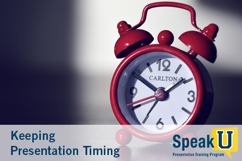 Keeping Presentation Timing