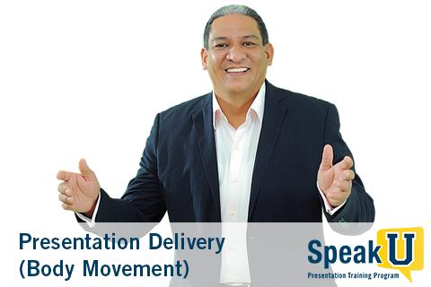 Presentation Delivery (Body Movement)
